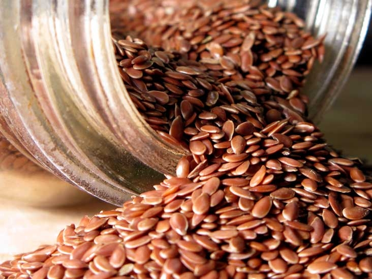 flaxseeds anti allergy