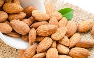 almonds for migraine