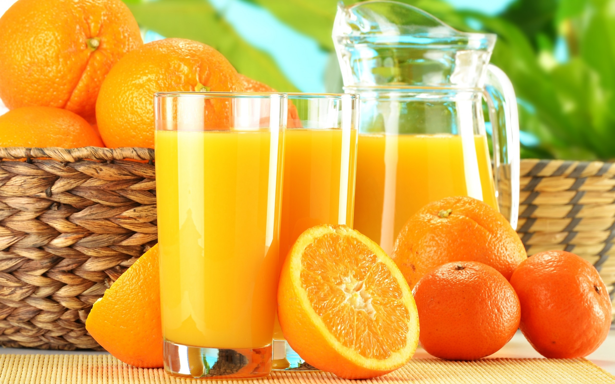 oranges for healthy teeth